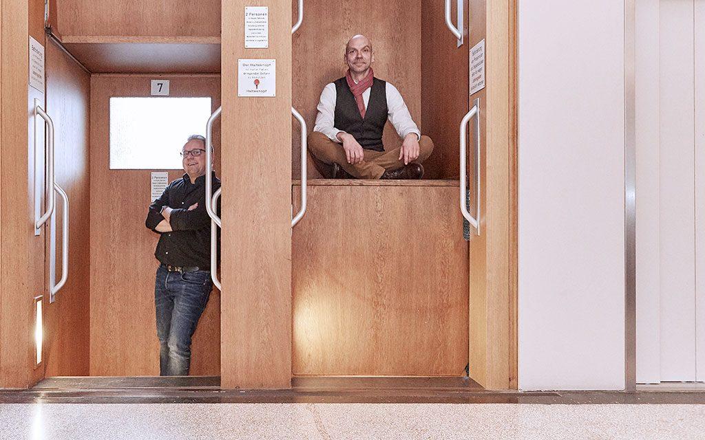 eskalade Werbeagentur Lars Mester Florian Althans