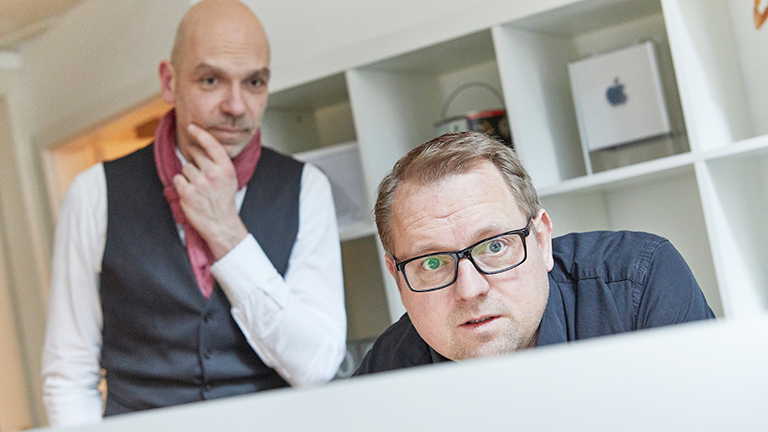eskalade werbeagentur Bremen Florian Althans Lars Mester
