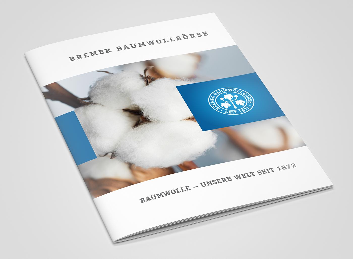 eskalade Baumwollbörse Broschüre
