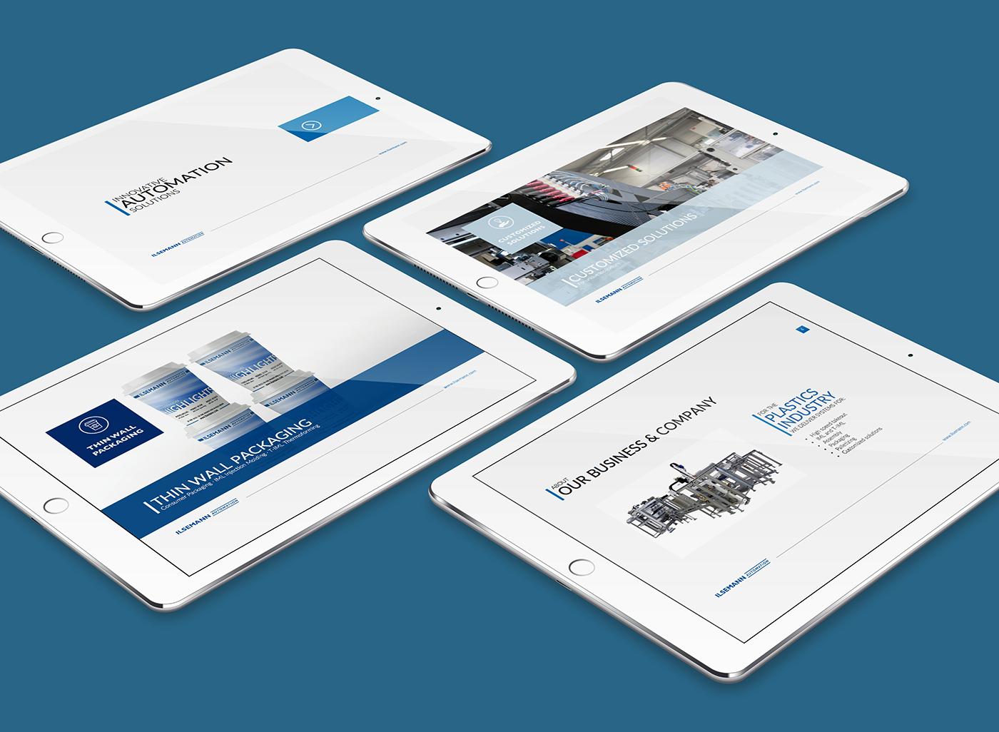 eskalade Ilsemann Automation Corporate Design
