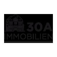 Logo 30A Immobilien