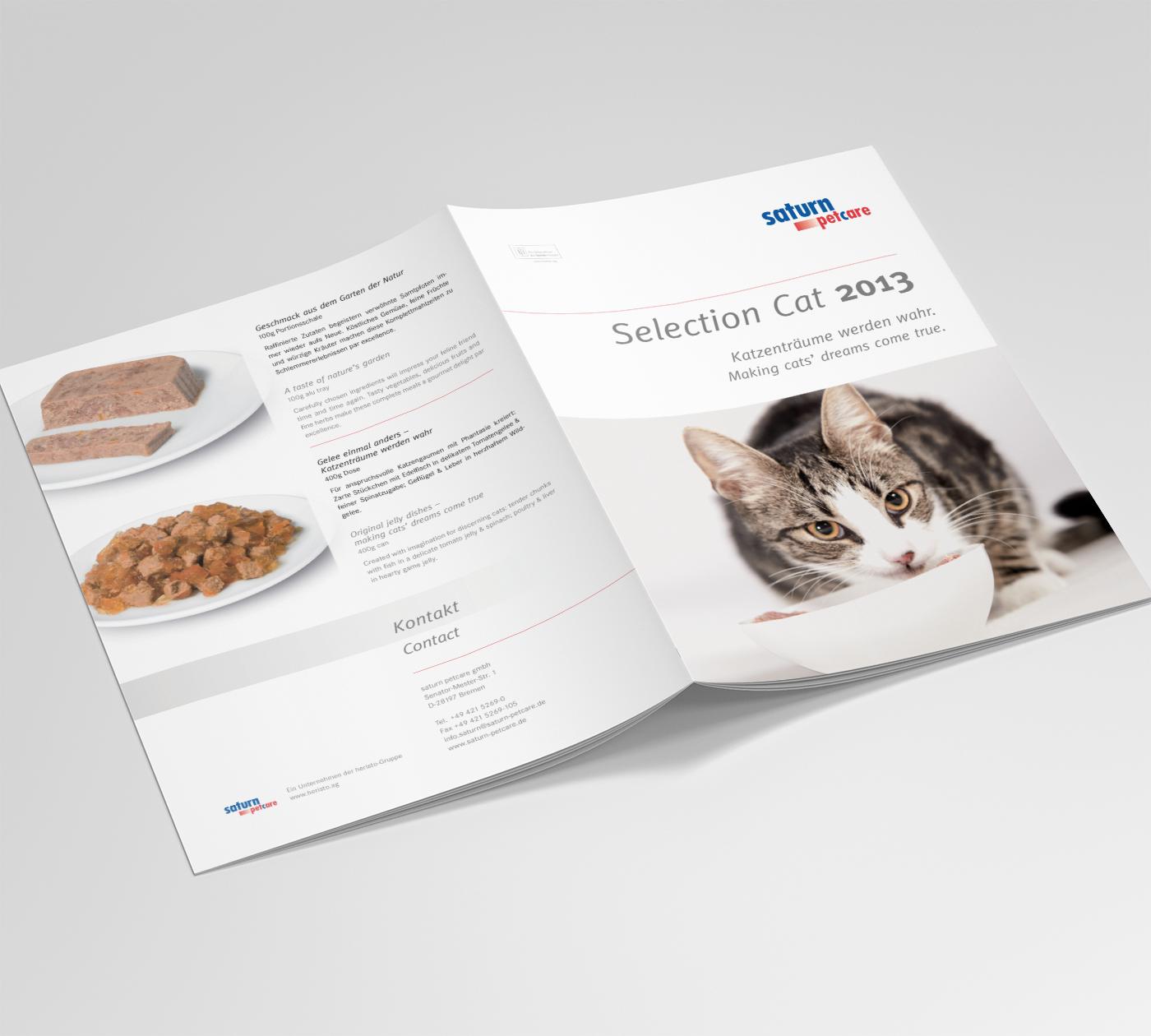 eskalade Saturn Petcare Broschüre