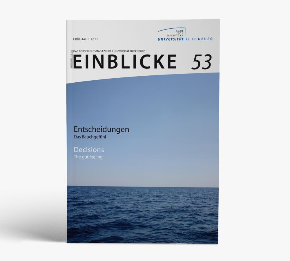 eskalade Universität Oldenburg Magazin